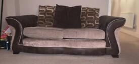 Sofa set and Cushions for Sale