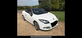 Immaculate Renault Megane convertible GT Line TomTom