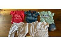 Bundle of boys' clothes, 3-6 months