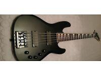 Jackson - X Series Signature - David Ellefson Concert™ Bass CBX V [5 String Bass Guitar]
