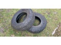 Range Rover tyres