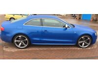 Audi s5. Low miles. Best colour. 19 inch rotor alloys. Mot 3/3/19