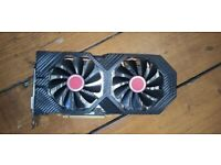 XFX Rx 580, 8gb, very good condition.