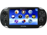 PS Vita 32gb memory card and 7 games