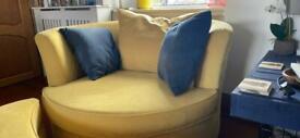 Cuddle sofa Zavier DFS