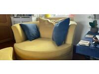 Cuddle sofa Zavier DFS