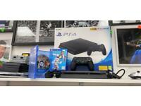 PlayStation 4 Console - Boxed - 500GB - With 2 Games