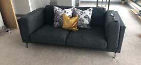 Charcoal Grey Sofa for Sale