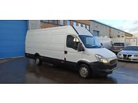 Iveco, DAILY, Panel Van, 2014, Manual, 2287 (cc)