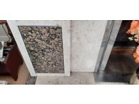 Marble Fire place £150