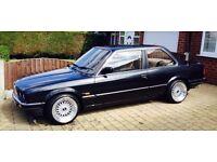 Bmw e30 316 classic coupe px poss
