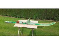 Vintage Reflex Mono Water Ski