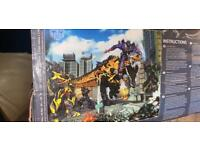 Transformers wall mural wallpaper