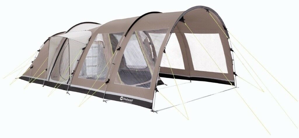 Outwell Nevada M Tent 5 Person Includes Footprint