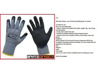 RXG WORK GLOVES / 24 PAIRS FOR 12