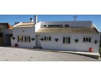 Beautiful Holiday Villa - Central Algarve Portugal. 4 bedroom, 2 bathroom sleeps 11.