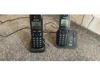 Panasonic cordless phones with answering machine