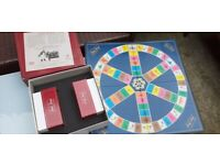 Vintage Trivial Pursuit Board Game