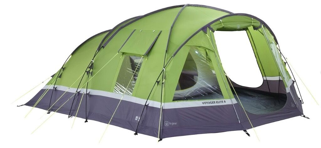 High Gear Voyager Elite 6 family tent plus extras  sc 1 st  Gumtree & High Gear Voyager Elite 6 family tent plus extras | in Solihull ...