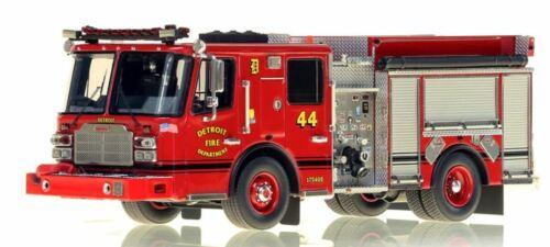 Detroit FD Ferrara Cinder Engine 44 1/50 Fire Replicas FR053-44 New