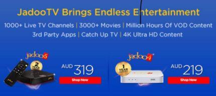 Brand New JadooTV- Jadoo 5 Latest model from authorised dealer