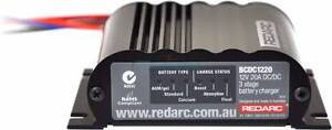 REDARC BCDC 20A CHARGER FOR 4WD DUAL BATTERY SYTEMS Redcliffe Belmont Area Preview