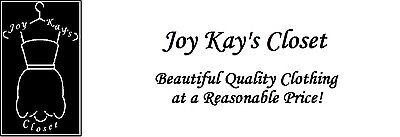 Joy Kay's Closet