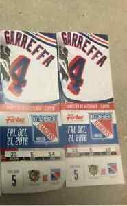 Kitchener Rangers Tickets for Oct 21, 2016