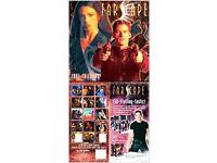 Farscape Calendar 2003