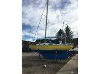 Contessa 26 Sailing Boat For Sale - Argyll & Bute