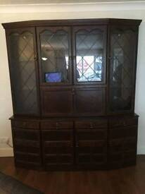 Display cabinet and tv stand