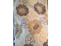 Curtains 88inch long £30 a pair or both £50