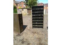 Filing cabinet & storage cabinet