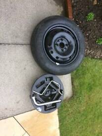 space saver tyre