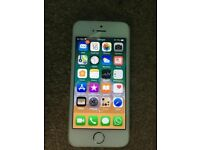 iphone 5s barely used O2