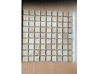 REALLY NICE ITALIAN MOSAIC TILES SUITABLE 4 WALL & FLOOR. 350 BOXES AVAILABLE!