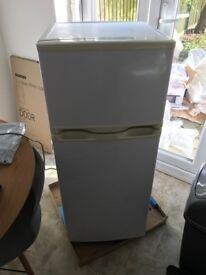 Almost new fridge freezer for sale £50