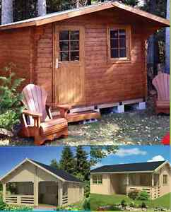 Log shed buy sell items from clothing to furniture and shed bunkie cabin cottage log house kit specials solutioingenieria Images