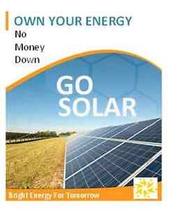 FREE solar quote - $0 DOWN