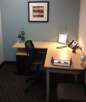 Office space in Regus Purdy's Wharf at a low price!!