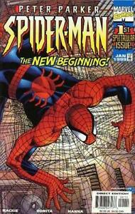 VARIOUS SPIDER-MAN COMIC COLLECTIONS