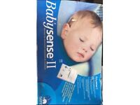 Baby Sense II breathing monitor kit