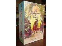 REDUCED Shakespeare for children books box set BRAND NEW in packaging RRP £48 Christmas present