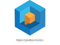 Freelance, part-time, London-based web designer/developer needed