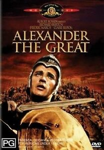 A4 BRAND NEW SEALED Alexander The Great (DVD, 2004)