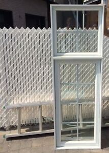 2 fenêtres à battant de qualité à vendre