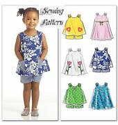 Toddler Sewing Patterns