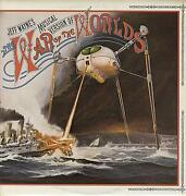 War of The Worlds Vinyl