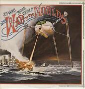 War of The Worlds Vinyl