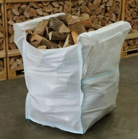 HARDWOOD LOGS KILN DRY FIREWOOD READY TO BURN BIRCH ASH OAK £65 EACH DELIVERY AVAILABLE CHEADLE